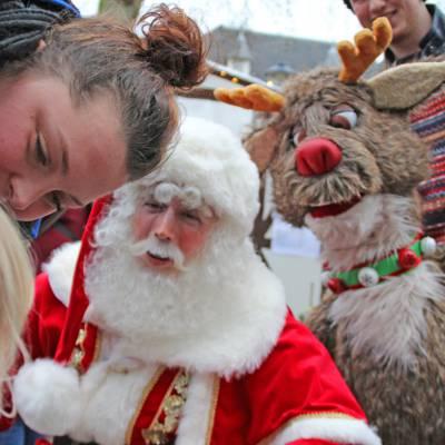 De Kerstman met Rudolph boeken of huren | SintenKerst
