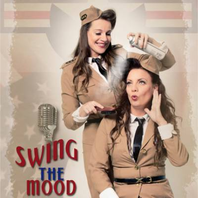De Zingende Kapsters - Swing The Mood huren of boeken? | JB Productions