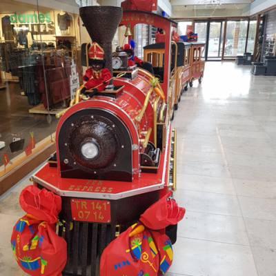 Sinterklaas Kindertrein huren - Sinterklaas Express huren | Sint en Kerst