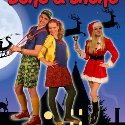 Dotje & Snotje en het Kerstmysterie boeken of huren | Sint en Kerst