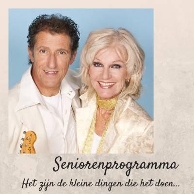 Seniorenprogramma Saskia & Serge boeken of huren? | JB Productions