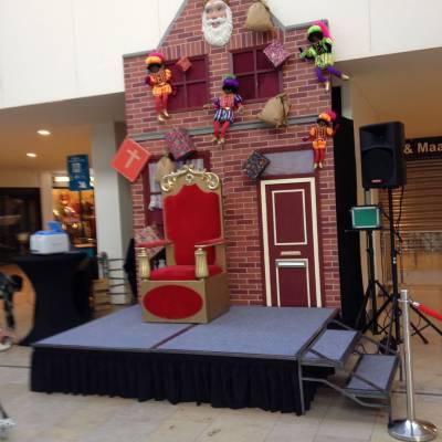 Sinterklaas Podiumdecoratie | SintenKerst