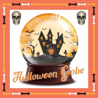 Halloween Globe boeken of huren? | JB Productions