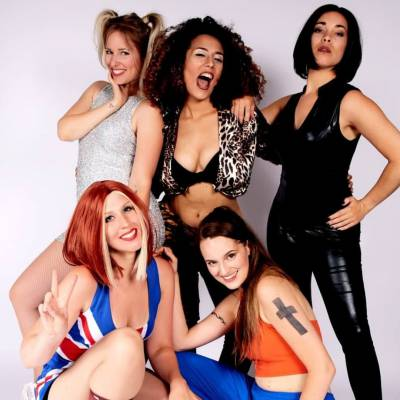 Totally Spice - Look a Likes Spice Girls