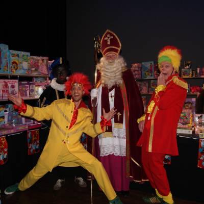 Meeleeftheater - De Pakhuissleutel boeken of huren? | SintenKerst