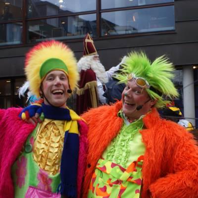 Meeleeftheater - Het Dagboek van Sinterklaas boeken of huren? | SintenKerst
