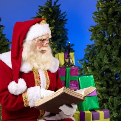 De Kerstman vertelt