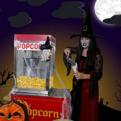 Magische Popcorn boeken of huren? | JB Productions