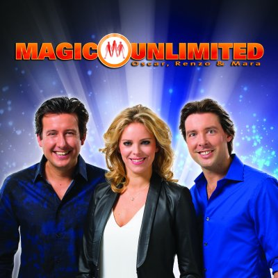 Magic Unlimited inhuren of boeken? | JB Productions