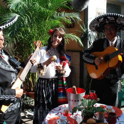 Mexicaans Themafeest boeken of inhuren? | JB Productions