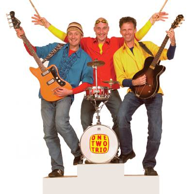 One Two Trio - Feestband