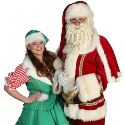 Kerstman en kerstvrouwtje inhuren of boeken? | JB Productions