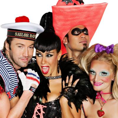 Vengaboys boeken of inhuren | JB Productions