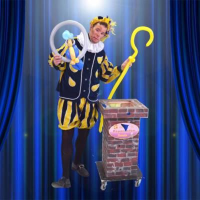 Pi Pa Pepernotenparade - Sinterklaasshow boeken of inhuren | SintenKerst