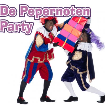 De Pepernoten Party inhuren of boeken? | JB Productions