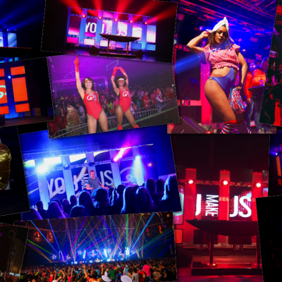 Qmusic The Party inhuren of boeken? | JB Productions