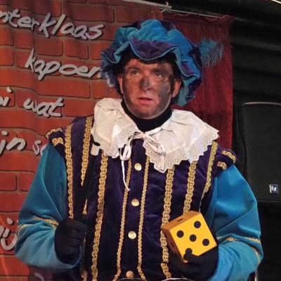 Piet Paco's Pepernoten Magie - Sinterklaasshow