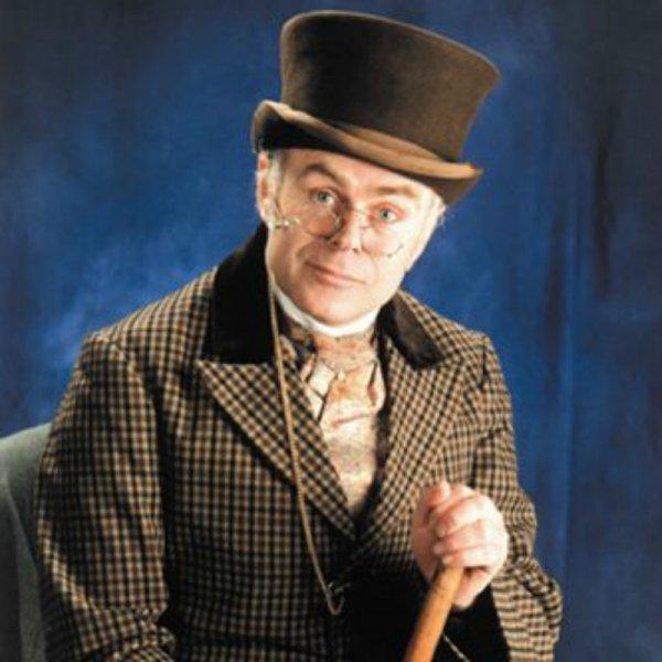 Dickensverteller of Scrooge inhuren of boeken | SintenKerst
