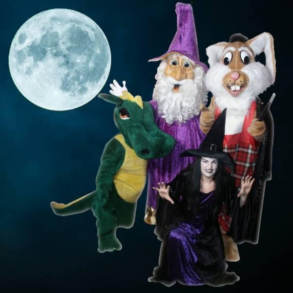 Magische Parade boeken of huren? | JB Productions