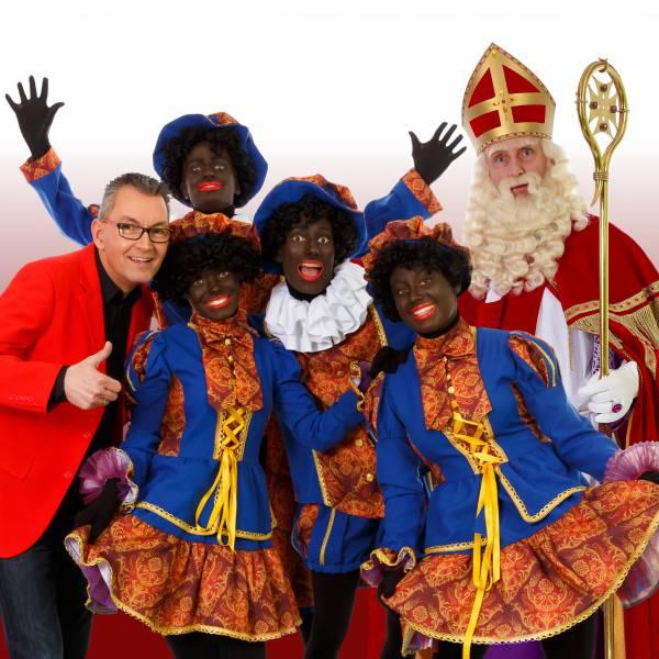 Pieten Road show inclusief Sinterklaas boeken | JB Productions