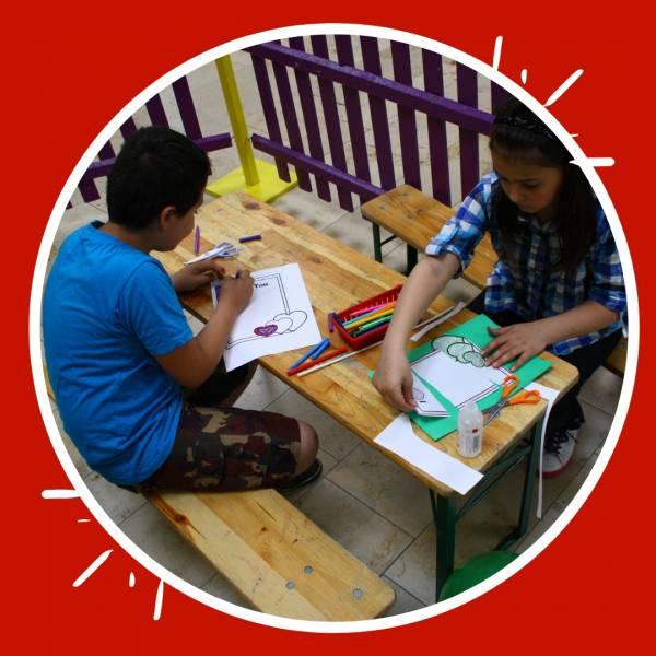 Kids Workshop - Fotolijstjes Maken boeken of huren? | JB Productions