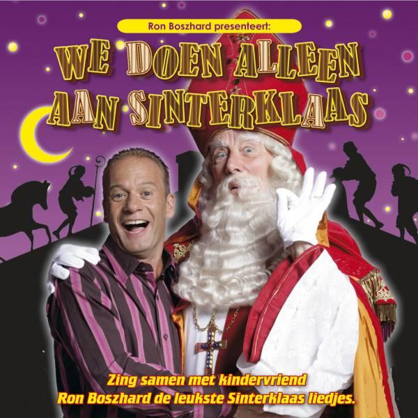 Ron Boszhard - Sinterklaasshow inhuren of boeken? | SintenKerst