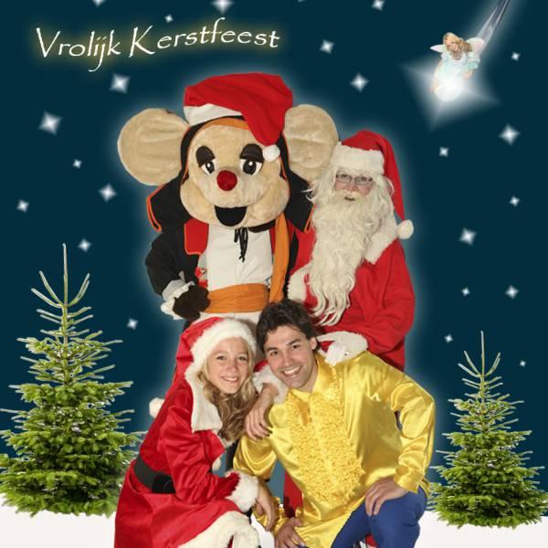 Maarten & Empi - Vrolijk Kerstfeest inhuren of boeken | SintenKerst