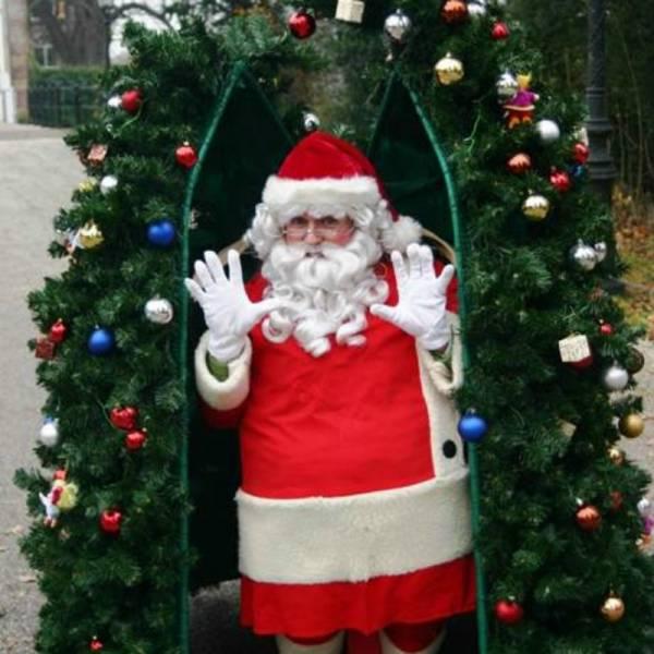 Magic Christmas Tree - Unieke Kerstact inhuren of boeken | SintenKerst