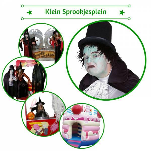 Het Klein Sprookjesplein huren of boeken | JB Productions