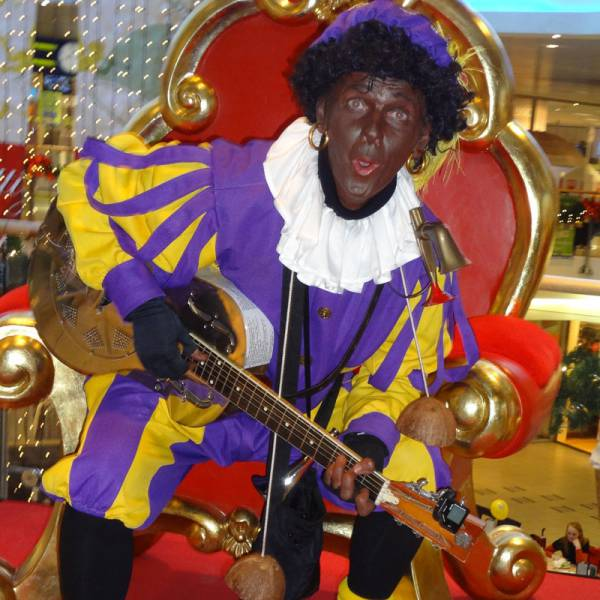 Muziekpiet van Sinterklaas boeken of huren? | SintenKerst