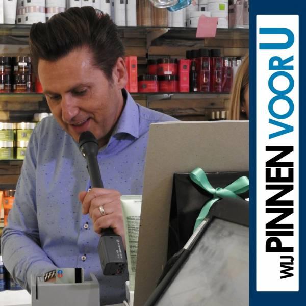 Wij Pinnen voor U -  Winkelcentrumpromotie via Social Media inhuren of boeken? | JB Productions