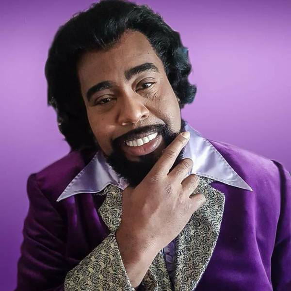 Look a Like Barry White inhuren of boeken? | JB Productions
