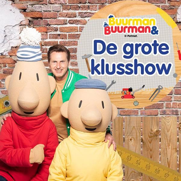 Buurman & Buurman de grote Klusshow - Kindershow huren of boeken? | JB Productions
