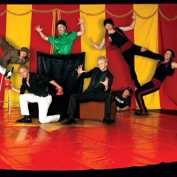 Circus Meerfout boeken of inhuren? | JB Productions