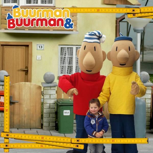 Op de foto met - Buurman en Buurman boeken of inhuren | JB Productions