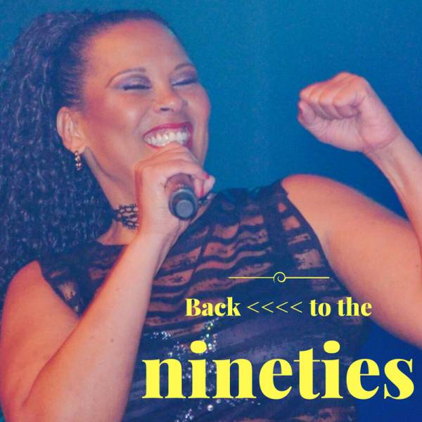 Ingrid Simons - Back 2 the Nineties inhuren of boeken? | JB Productions