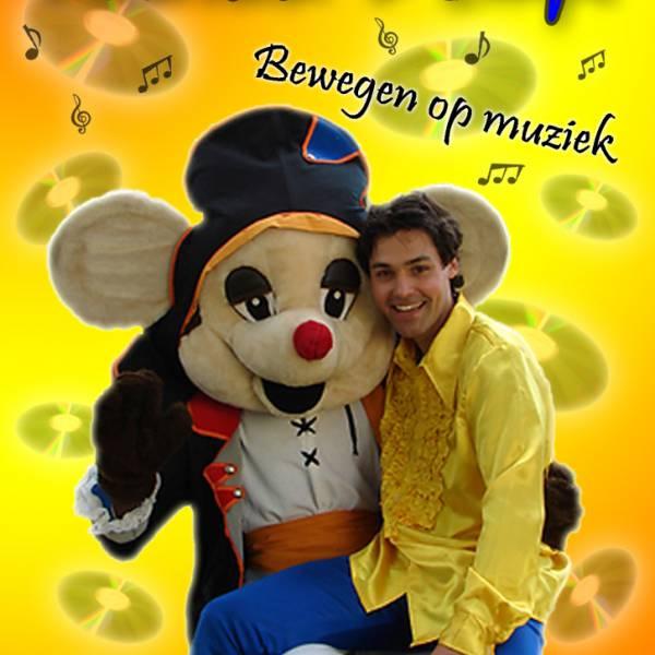Maarten en Empi - Bewegen op Muziek | JB Productions