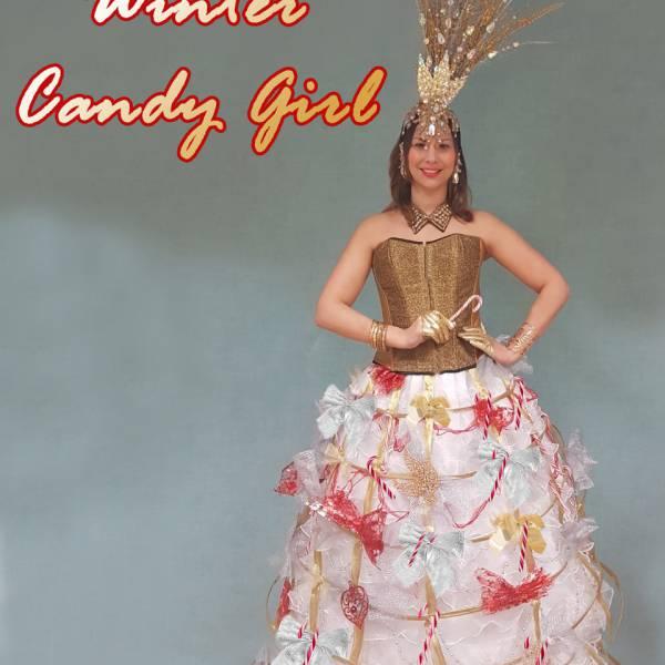 Winter Candy Girl boeken | SintenKerst
