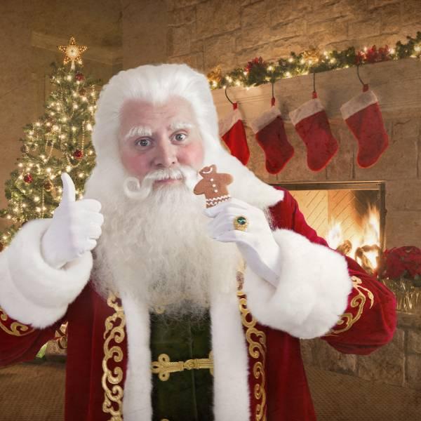 Santa Claus inhuren of boeken? | Sint en Kerst