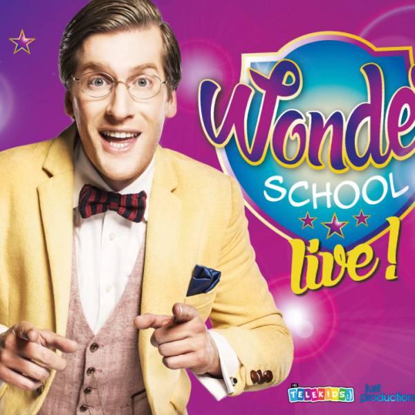 Wonder School Live inhuren of boeken?   JB Productions