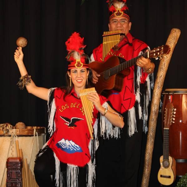 Los del Sol - Maya Indianen inhuren of boeken? | JB Productions