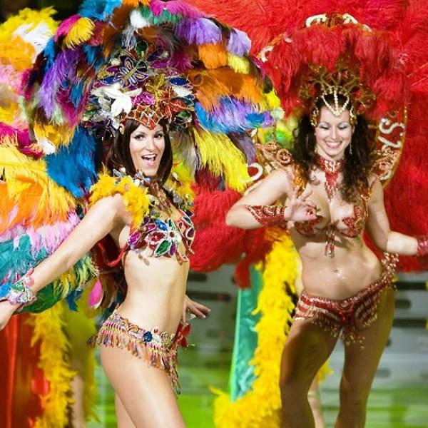 Los del Sol - Braziliaanse Samba Show inhuren of boeken? | JB Productions