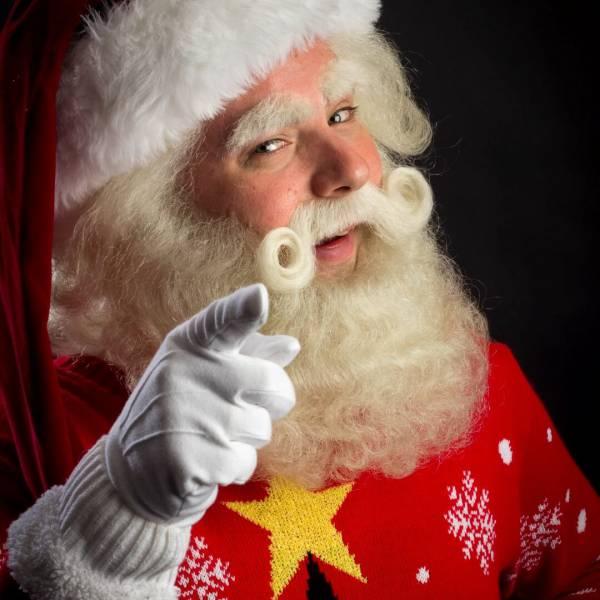 De Muzikale Zingende Kerstman boeken of inhuren | SintenKerst