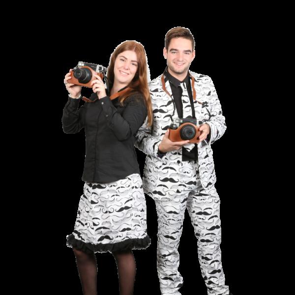 Instax Party Crew - Dé nieuwe polaroid inhuren of boeken? | JB Productions