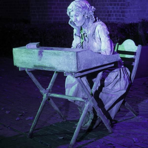 Penny For Your Thoughts - Levend Standbeeld inhuren of boeken? | SintenKerst