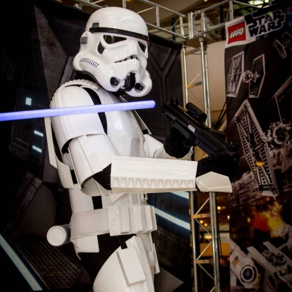 Stormtrooper inhuren of boeken? | JB Productions