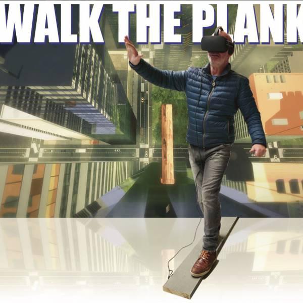 Walk The Plank - VR Game boeken of huren? | JB Productions