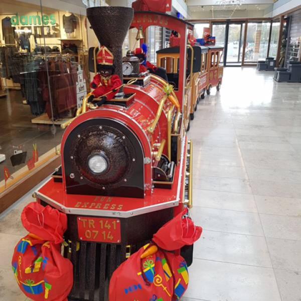 Sinterklaas Kindertrein huren - Sinterklaas Express huren | SintenKerst