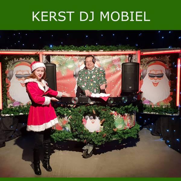 DJ Kerst Mobiel boeken of huren?   SintenKerst