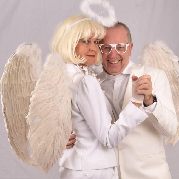 De Engel - Animatie Act huren of boeken? | SintenKerst